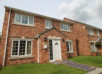 Thumbnail 3 bed detached house to rent in Rushy Moor Lane, Askern, Doncaster