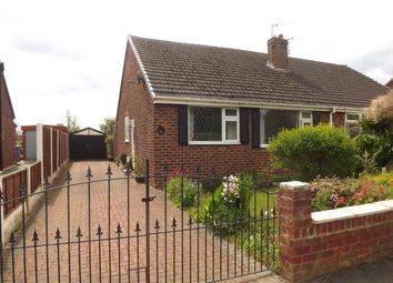 Thumbnail 2 bed bungalow for sale in Burgess Avenue, Warrington, Cheshire