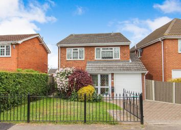 Thumbnail 4 bed detached house for sale in Hambro Avenue, Rayleigh, Essex