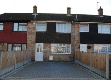Thumbnail 3 bed terraced house for sale in Arterial Avenue, Rainham