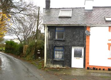 Thumbnail 2 bed cottage for sale in Llanybydder