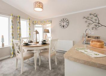 Thumbnail 2 bed lodge for sale in Cliff Lane, Marston, Grantham