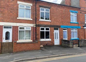 Thumbnail 2 bed terraced house for sale in Titchfield Street, Hucknall, Nottingham, Nottinghamshire