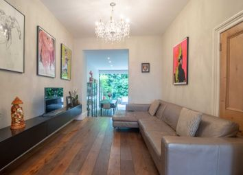 Thumbnail 4 bed terraced house to rent in North End Road, London
