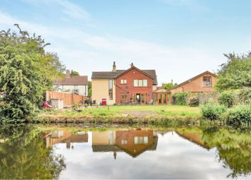Thumbnail 4 bed detached house for sale in South Bramwith, Doncaster
