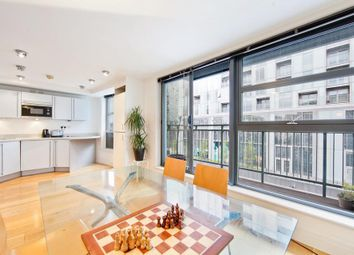 Thumbnail 3 bed flat for sale in Meridian Point, Creek Road, London