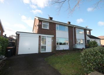 Thumbnail 3 bed semi-detached house for sale in Severn Way, Brickhill