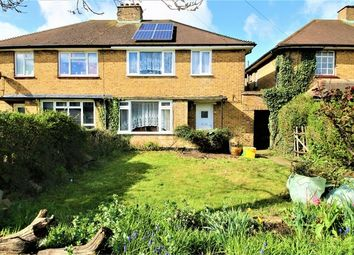 Thumbnail 4 bed semi-detached house for sale in North Avenue, Canvey Island, Essex