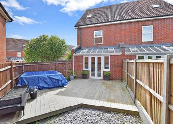 3 bed semi-detached house for sale in Marjoram Drive, Sittingbourne, Kent ME10