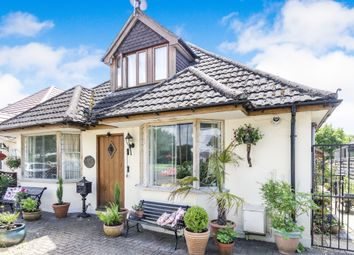 Thumbnail 3 bed detached bungalow for sale in Fair Oak Road, Bishopstoke, Eastleigh
