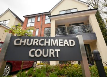 Thumbnail 2 bedroom flat for sale in Church Mead Court, Hinckley, Leicestershire