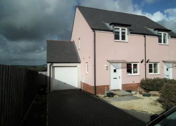 Thumbnail 2 bed detached house for sale in Ranneys Close, St Martins, East Looe