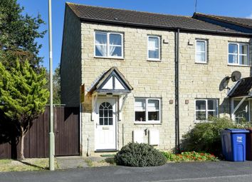 Thumbnail 2 bed terraced house to rent in The Bramblings, Bicester