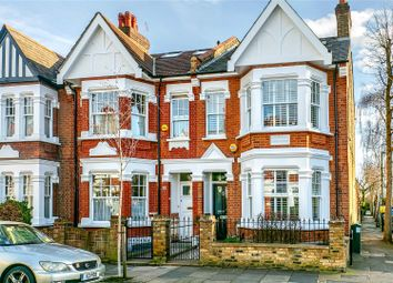 Thumbnail 5 bed end terrace house for sale in Ruskin Avenue, Kew, Surrey