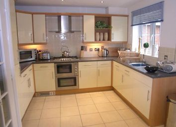 Thumbnail 3 bed property to rent in Mountbatten Drive, Sprowston, Norwich
