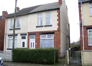 Thumbnail 3 bed semi-detached house for sale in Downing Street, South Normanton, Alfreton