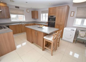 Thumbnail 4 bed semi-detached house for sale in St. Lucia Crescent, Newton Leys, Bletchley, Milton Keynes