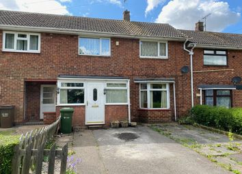 Thumbnail 2 bed terraced house for sale in Wickenby Crescent, Lincoln
