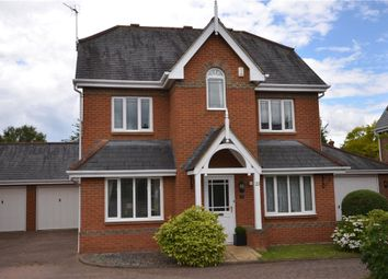 Thumbnail 4 bedroom detached house for sale in Raymond Road, Maidenhead, Berkshire