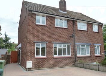 Thumbnail 3 bed semi-detached house to rent in Durant Road, Hextable, Swanley