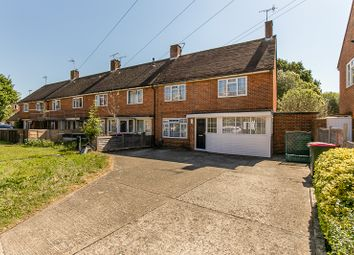 Thumbnail 4 bed terraced house for sale in Five Acres, Northgate, Crawley