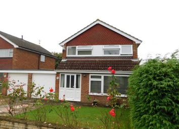 Thumbnail 4 bed detached house for sale in Brackley Close, Vinters Park, Maidstone, Kent