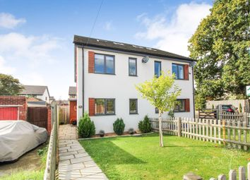 Thumbnail 4 bed semi-detached house for sale in Station Road, Thatcham
