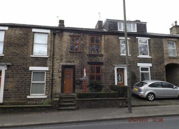 Thumbnail 3 bed terraced house for sale in Mottram Moor, Hollingworth, Hyde