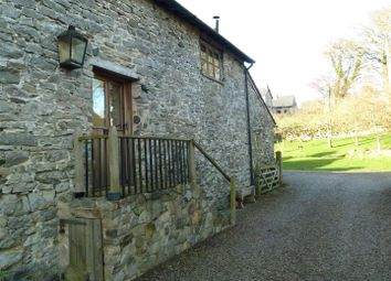 Thumbnail 1 bed barn conversion to rent in New Well Lane, Trefonen, Oswestry