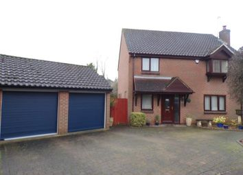 Thumbnail 4 bedroom detached house for sale in Duston Wildes, Duston, Northampton, Northamptonshire