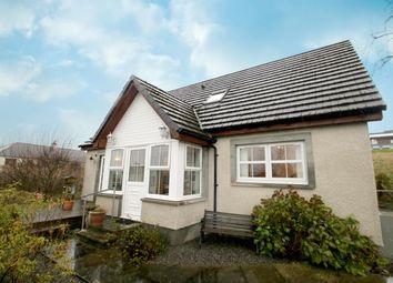 Thumbnail 2 bedroom detached bungalow to rent in Dornoch Road, Bonar Bridge, Ardgay