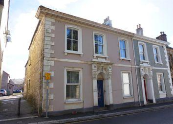 Thumbnail 2 bed flat for sale in Russell Street, Liskeard