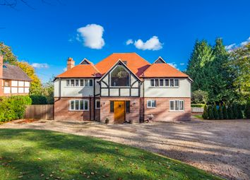 Thumbnail 6 bed detached house to rent in Churn Lodge, Streatley On Thames