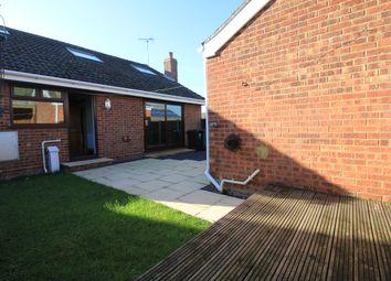 Thumbnail 4 bedroom detached bungalow to rent in Crosskeys Way, Matishall, Dereham