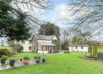 Thumbnail 5 bed detached house for sale in Old Coach House, Llandawke, Laugharne Carmarthen, Carmarthen