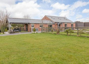 Thumbnail 4 bed detached house for sale in Carr House Lane, Wrightington, Wigan