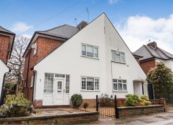 Thumbnail 3 bed semi-detached house for sale in Harley Close, Wembley