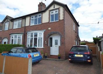 Thumbnail 3 bed semi-detached house for sale in Ashcroft Road, Porthill, Newcastle-Under-Lyme