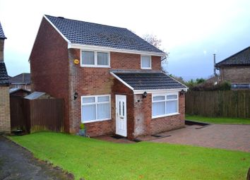 Thumbnail 3 bed detached house for sale in Glanymor Park, Loughor, Swansea