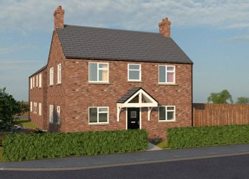 Thumbnail 3 bed detached house for sale in Station Road, Swineshead