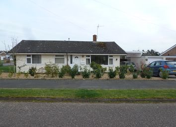 Thumbnail 3 bed detached bungalow for sale in Merlin Close, Hoveton, Norwich