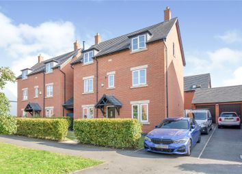 Thumbnail 4 bed detached house for sale in Saxon Drive, Rothley, Leicestershire