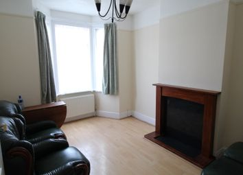 Thumbnail 3 bed terraced house to rent in Llanover Road, North Wembley