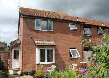 Thumbnail 1 bed end terrace house for sale in Nuthatch Close, Weymouth