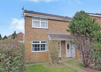 Thumbnail 2 bed end terrace house to rent in Shrewton Close, Trowbridge