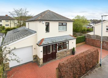 Thumbnail 3 bed detached house for sale in 'moor View' Markham Avenue, Rawdon, Leeds