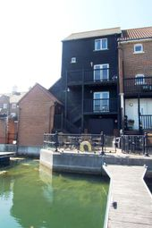 Thumbnail 4 bedroom end terrace house to rent in Leeward Quay, Sovereign Harbour South, Eastbourne