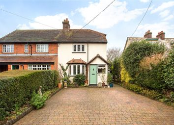 Thumbnail 3 bed semi-detached house for sale in The Street, High Ongar, Ongar, Essex