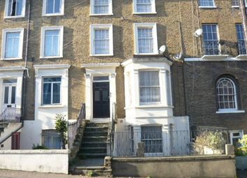 Thumbnail 1 bed flat to rent in Windmill Street, Gravesend