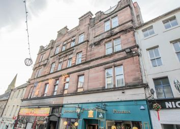 Thumbnail 1 bed flat for sale in 23A, Baker Street, Stirling